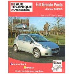 Fiat Grande Punto 1.4 8V-1.3 JTD 75/90 (RTAB704)