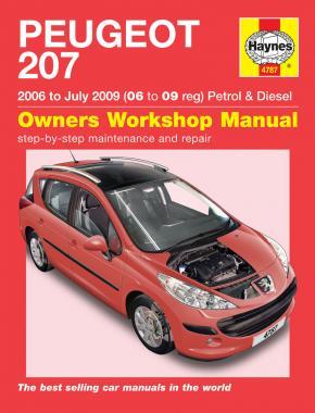 Peugeot 207 Petrol & Diesel 2006-09