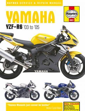 Yamaha YZF-R6 2003-2005
