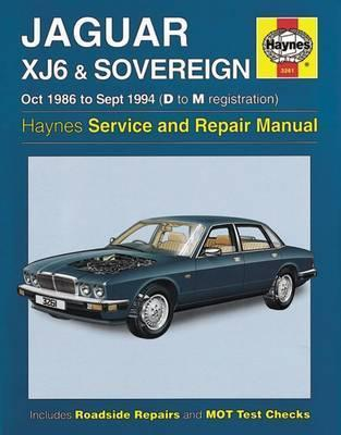 Jaguar XJ6 & Sovereign Petrol 1986-94