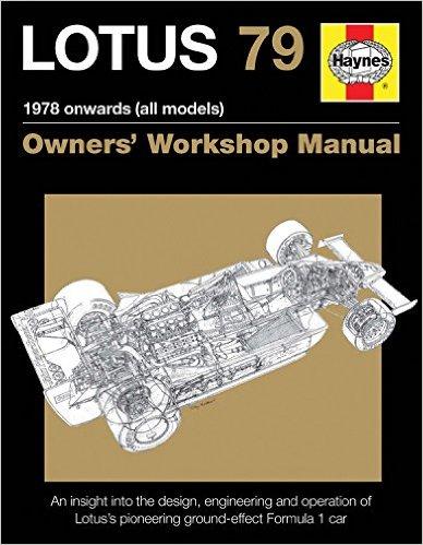 Lotus 79 1977 Onwards (All Models) Owners WM