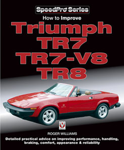 How to Improve Triumph TR7 & TR7 V8