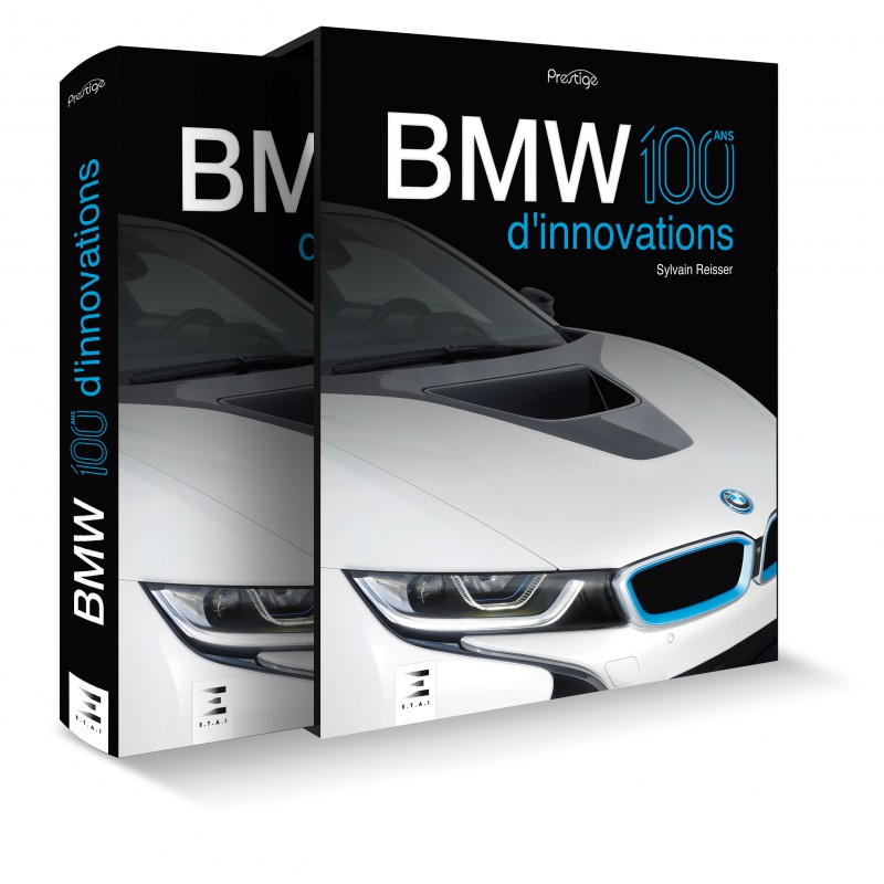 BMW: 100 ans d'innovations (coffret)