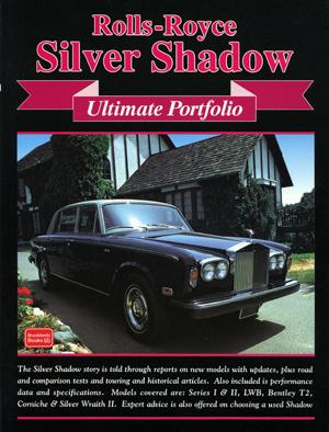 Rolls Royce Silver Shadow Ultimate Portfolio