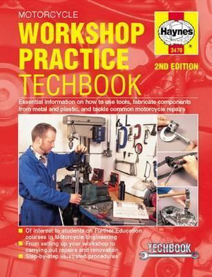 Motorcycle Workshop Practice Haynes TechBook