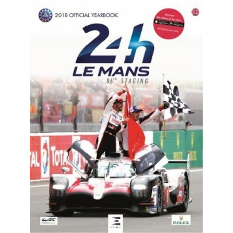 Le Mans 24 Hours 2018: Official Yearbook