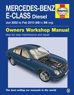 Mercedes Benz E-Class Diesel W211 2002-2010
