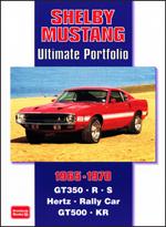Shelby Mustang Ultimate Portfolio 1965-70
