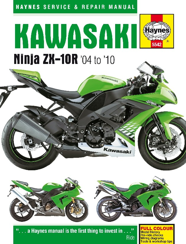 Kawasaki ZX-10R (2004-2010)