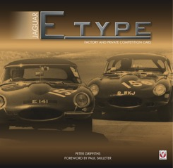Jaguar E-type Factory and Private Competition Cars