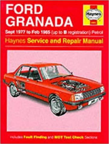 Ford Granada 1977-85