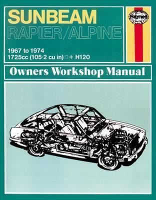 Sunbeam Alpine, Rapier & H120 1967-74