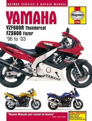 Yamaha YZF600R Thundercat & FZS600 Fazer 96-03