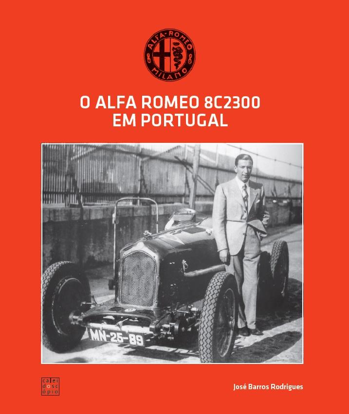 Alfa Romeo 8C2300 em Portugal