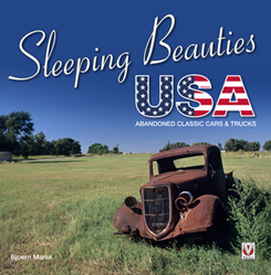 Sleeping Beauties USA: abandoned classic cars/truc