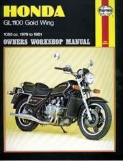 Honda GL 1100 Gold Wing 1979-81