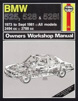 Bmw 525, 528, 528i 1973-81