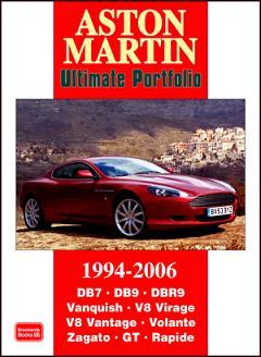Aston Martin Ultimate Portfolio 1994-2006