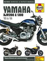Yamaha XJR 1200 & 1300 1995-2006