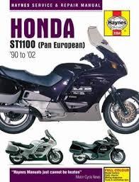 Honda ST 1100 Pan European 1990-02