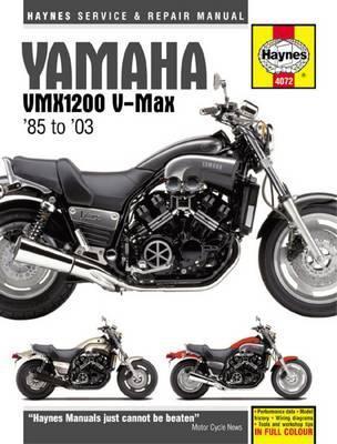 Yamaha V-Max 1985-2003