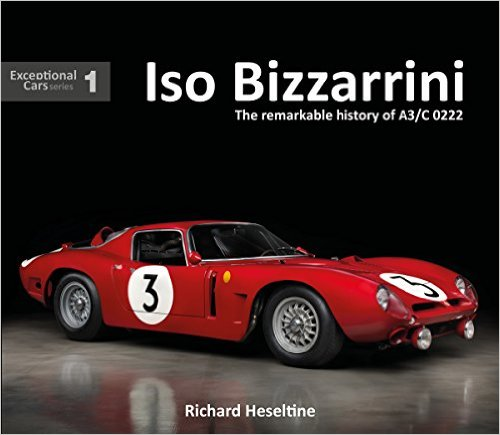 Iso Bizzarrini: The remarkable history of A3/C 022