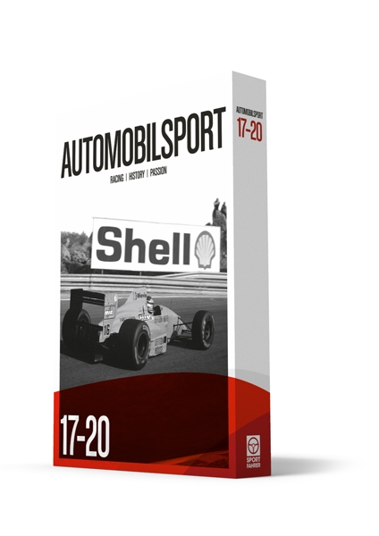 Automobilsport Slipcase 5 #17-#20