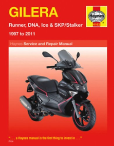 Gilera Runner, DNA,Stalker & ICE 1997-11