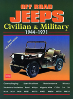 Off Road Jeeps 1944-71
