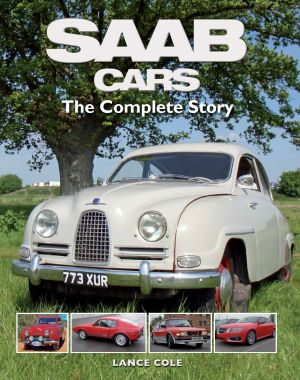 Saab cars: the complete history