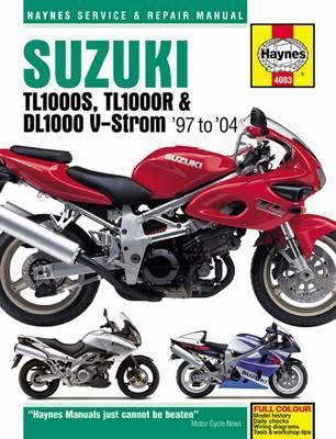 Suzuki TL1000S/R & DL1000 V-Strom 97-04