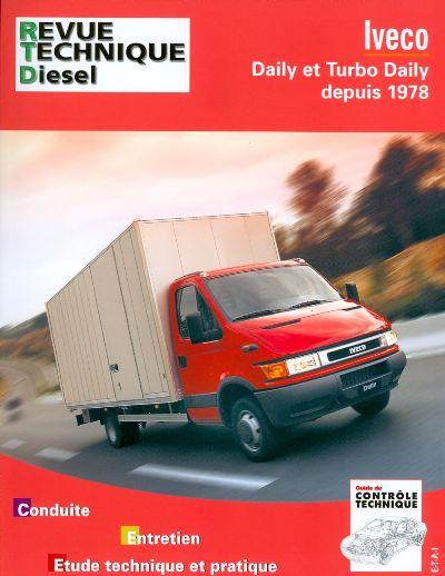 Iveco/Fiat Daily, Turbodaily 1978-2000 (RTA117)