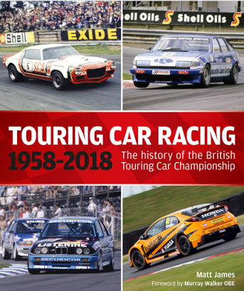 Touring Car Racing 1958-2018