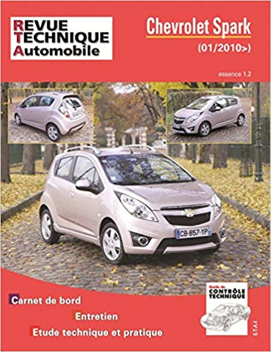 Chevrolet Spark depuis 01/2010