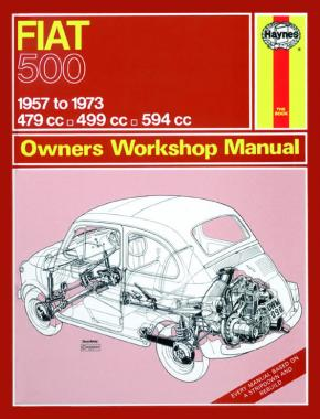 Fiat 500 1957-73