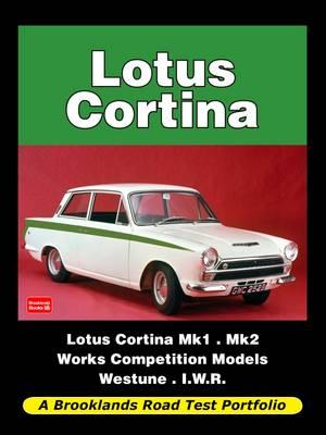 Lotus Cortina MK1 - MK2 Road Test Portfolio