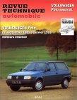 Volkswagen Polo Essence + Classic 1981-93 (RTA425)