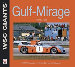 Gulf-Mirage 1967 to 1982