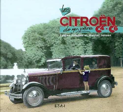 La Citroen C4, C6 de Mon Pere