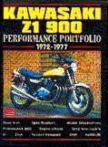Kawasaki Z1 900 Performance Portfolio 1972-77