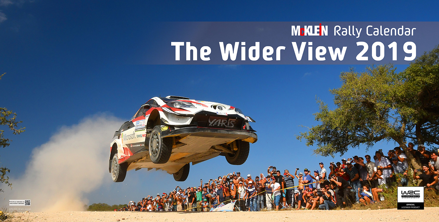 Mcklein Rally Calendar 2019: The Wider View