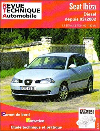 Seat Ibiza Diesel (RTA660)