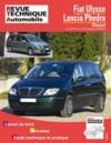 Fiat Ulysse 2002- (inc JTD) Lancia Phedra (RTA863)