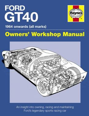 Ford GT 40 Manual