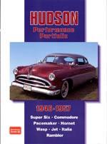 Hudson Performance Portfolio 1946-57