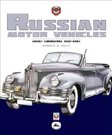 Russian Motor Vehicles - Soviet Limousines 1930-03