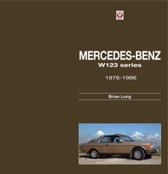 Mercedes Benz W123 Series 1976-1986