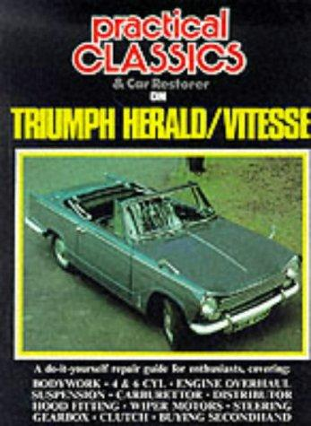 Practical Classics on Herald & Vitesse Restoration