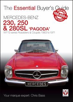 Mercedes Benz 230,250,280 SL (W113) E. Buyers Guid