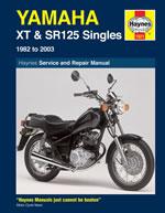 Yamaha XT & SR 125 1982-2003